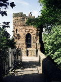 Boneswaldesthornes Tower, Chester City Walls, Chester, Cheshire, England, United Kingdom Photographic Print by David Hunter