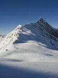 Hintertux Glacier, Mayrhofen Ski Resort, Zillertal Valley, Austrian Tyrol, Austria Photographic Print by Christian Kober