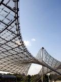 Olympiapark (Olympic Park), Munich, Bavaria, Germany Photographic Print by Yadid Levy