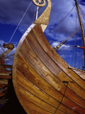 Charter Boats at Aker Brygge, Oslo, Norway, Scandinavia Photographic Print by Kim Hart