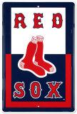 Boston Red Sox Blikskilt