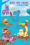 Happy Tree Friends Posters