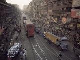 Kolkata (Calcutta), West Bengal State, India Reproduction photographique par John Henry Claude Wilson