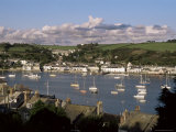 Falmouth Harbour, Cornwall, England, United Kingdom Photographic Print by Adam Woolfitt