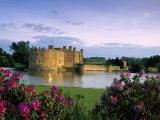 Leeds Castle, Kent, England, United Kingdom Photographic Print by Adam Woolfitt
