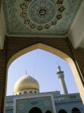 Sayyida Zeinab Iranian Mosque, Damascus, Syria, Middle East Reproduction photographique par Alison Wright