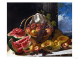 Harvest of Plenty Giclée-vedos tekijänä Soren Emil Carlsen