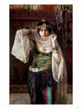 The Queen of the Harem Giclee Print by Sir William Beechey