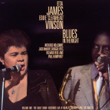 Etta James - Blues in the Night, Vol.1: the Early Show Plakater