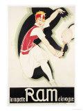 Ram, 1930 Giclee Print by René Vincent
