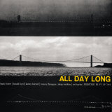 Kenny Burrell - All Day Long Art