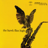 Coleman Hawkins - The Hawk Flies High ポスター
