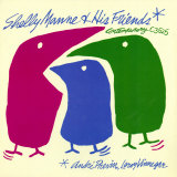 Shelly Manne - Shelly Manne and His Friends アート