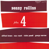 Sonny Rollins - Plus Four 高品質プリント