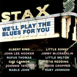 Stax We'll Play the Blues for You Metal Print
