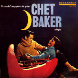 Chet Baker - It Could Happen to You Metal Print by Paul Bacon
