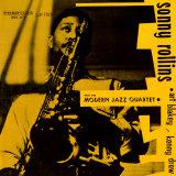 Sonny Rollins - Sonny Rollins with the Modern Jazz Quartet Poster