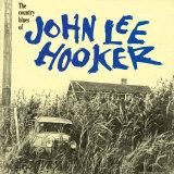 John Lee Hooker - The Country Blues of John Lee Hooker Affiches