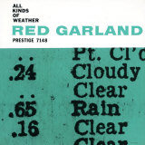 Red Garland - All Kinds of Weather 高品質プリント