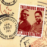 Thelonious Monk with John Coltrane - The Complete 1957 Riverside Recordings Art