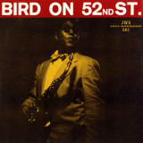 Charlie Parker - Bird on 52nd Street 高品質プリント