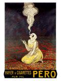 Pero, Papier a Cigarettes Giclee Print by Leonetto Cappiello