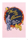 There's No Business by Charles Bukowski Plakater av Robert Crumb