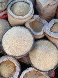 Trading Rice, Vietnam Fotografie-Druck von Richard I'Anson