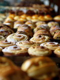Desserts at Brunetti's, Melbourne, Victoria, Australia Lámina fotográfica por Greg Elms