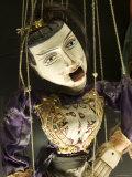 Marionet, Museu Da Marioneta, Sao Bento, Lisbon, Portugal Photographic Print by Greg Elms