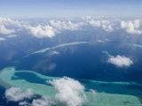 Rasdhoo Atoll, Rashdoo Atoll, Alifu, Maldives Photographic Print by Felix Hug