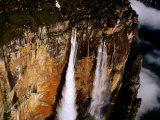 Angel Falls, Bolivar, Venezuela Photographic Print by Krzysztof Dydynski