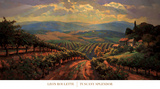 Tuscany Splendor Prints by Leon Roulette