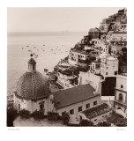 Positano Vista Posters by Alan Blaustein
