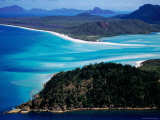 Whitsunday Island, Whitsunday Island, Queensland, Australia Photographic Print by Holger Leue