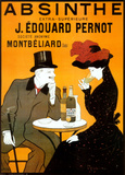 Reclameposter Absinthe, Franse tekst Poster van Leonetto Cappiello