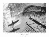 Hawaii, 1958 Kunstdrucke