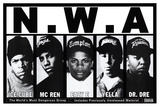 N.W.A Poster