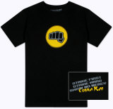 Karate Kid - Strike First, Strike Hard, No Mercy T-Shirts