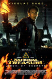 National Treasure- Book of Secrets Plakat