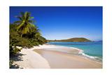 Hawksnest Beach, Saint John, USVI Photographic Print by George Oze