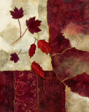 Cranberry Fall II Art by Norm Olson