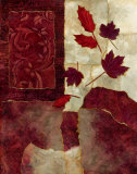 Cranberry Fall I Kunst von Norm Olson
