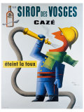Sirop des Vosges Giclee-trykk av Jean Carlu