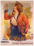 Vin Desiles Impressão giclée por Francisco Tamagno