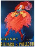 Cognac Richard Giclee Print by Jean D' Ylen