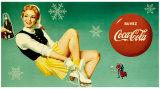 Coca-Cola Lámina giclée