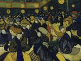 The Dancehall, c.1888 Impressão giclée por Vincent van Gogh