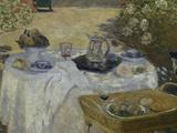 Le Dejeuner, c.1873 Impressão giclée por Claude Monet