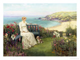 Contemplation Giclee Print by Henry John Yeend King